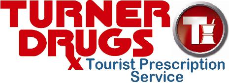 turner drugs tourist prescription service at walt disney world